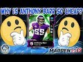 Why is 96 OVR BOSS Anthony BARR so Cheap? Has Snow Destroyed the Market? Here's the Truth...