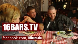 "Interview: Fler & Silla über ""Südberlin Maskulin 2"" (16BARS.TV)"