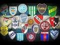 Los 10 clubes más ganadores de Argentina