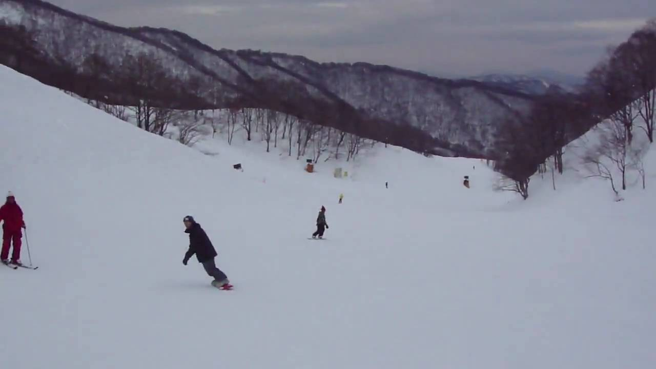 Snow Takasu 20-1-2010-8 - YouTube