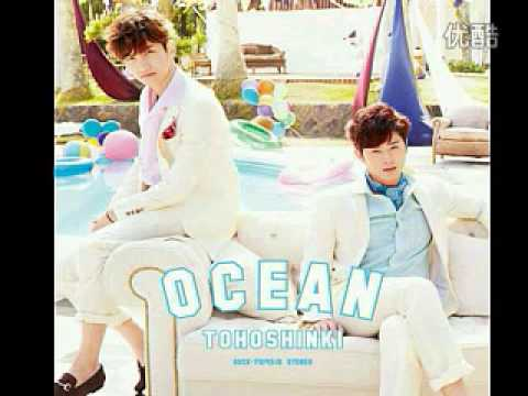 Ocean - TOHOSHINKI [Full song]