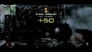 OpTic H3CZ- Sniper Montage -