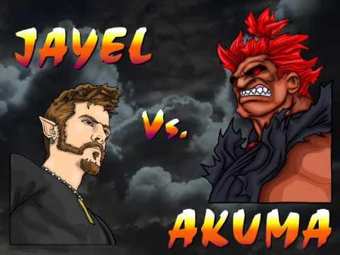 Jayel Versus Akuma