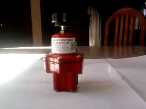 Regulador para balon de gas 45 kls fisher lolytech youtube - Regulador de gas ...
