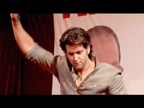 Hrithik Roshan's Live Performance On...