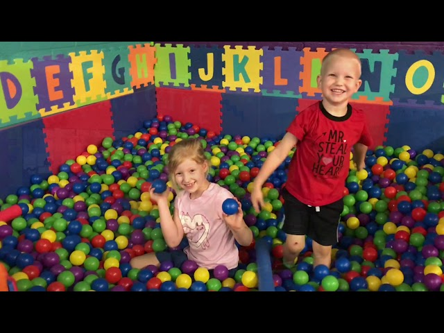 Wobble Tots Indoor Playland in Mesa - Phoenix With Kids