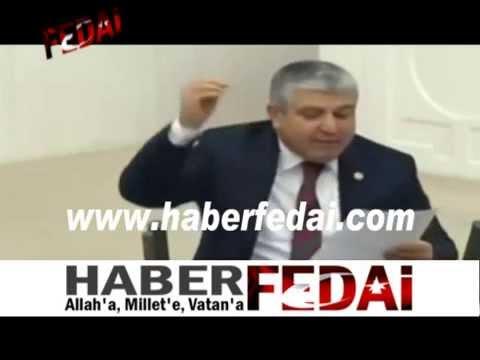 MHP'li Seyfettin Yılmaz Meclis'te AKP'yi Yerden Yere Vurdu...