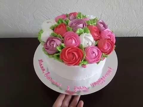 фото торты на юбилей маме фото