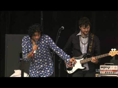 "The Soft White Sixties perform - ""I Ain't Your Mother"" - Outside Lands 2013."