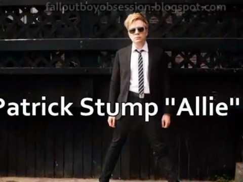 Patrick Stump - Allie Karaoke