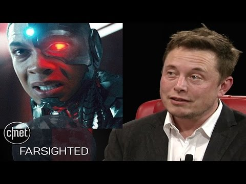 Elon Musk's plan to make us all cyborgs, and 'Cyborg' on the