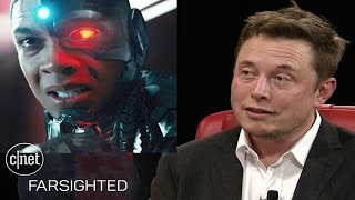Elon Musk's plan to make us all cyborgs, and 'Cyborg' on the big screen (Farsighted, Ep. 6))