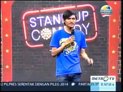 Gemer bener dah   Keluarga GAMER Stand Up Comedy Indonesia#4 Tawa Rikardo