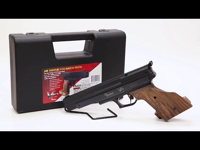 Air Venturi V10 Match Air Pistol