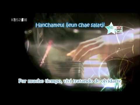 SHINee Onew & Jessica - One Year Later [Subtitulado al español + romanización]