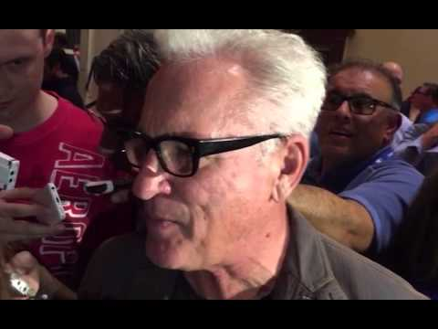 Maddon: Lester signing brings belief to Cubs