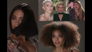 GNTM: Τα κορίτσια κοιτάζονται για πρώτη φορά στον καθρέφτη μετά τις αλλαγές στα μαλλιά τους!
