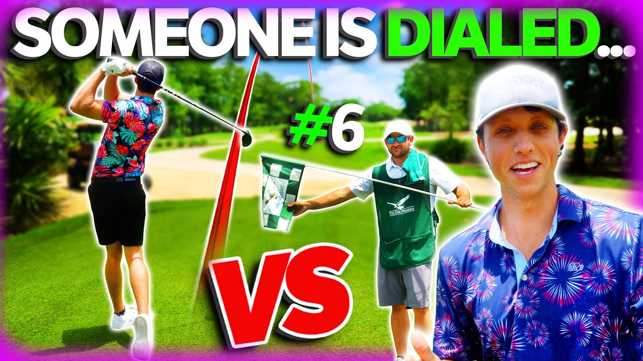 The Birdies Were Falling! | EXCLUSIVE Florida Golf Course | Saturday Match #6