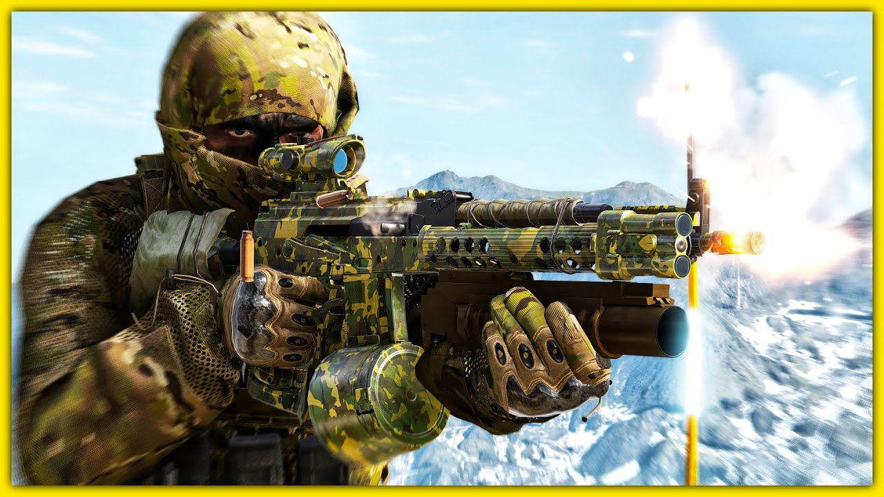 THE MOST FUN WEAPON in Ghost Recon Breakpoint Red Patriot DLC thumbnail