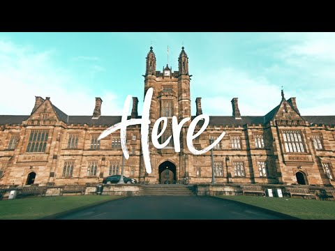 Explore the University of Sydney in 360˚