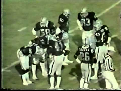 1976 AFC championship Game Raiders 24 Steelers 7