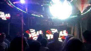 Moonbeam at Dopler Klub Bratislava Slovakia 14/05/2010