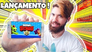 FINALMENTE LIBERADO no BRASIL ! Brawl Stars NOVO GAME MOBILE da SUPERCELL !