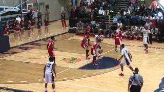 Repeat youtube video Game Report:  Laney vs Morgan County (state semis)