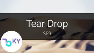Tear Drop - SF9(에스에프나인) (KY.23036) / KY Karaoke