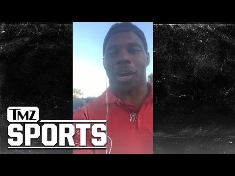 Herschel Walker Wants a Council Position From Trump | NFL | TMZ Sports