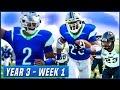 YEAR 3 BEGINS! WEEK 1 VS IDAHO - NCAA Football 14 Dynasty   Ep.37