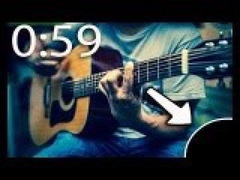1 минутта әдемі мелодия гитарада казакша разбор Shrek- Hallelujah