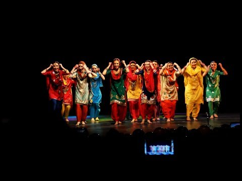 Boliyaan Giddha |  Indian dance group Champa