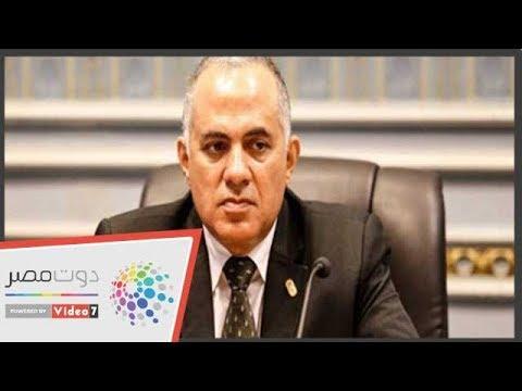 وزير الرى: تكنولوجيا حديثة للاستفادة من السيول بشمال سيناء  - 10:54-2019 / 2 / 16