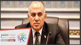 وزير الرى: تكنولوجيا حديثة للاستفادة من السيول بشمال سيناء