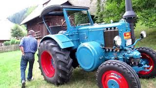 Lanz Bulldog Typ 1506, 1 Zylinder, 10338 ccm, 55 PS