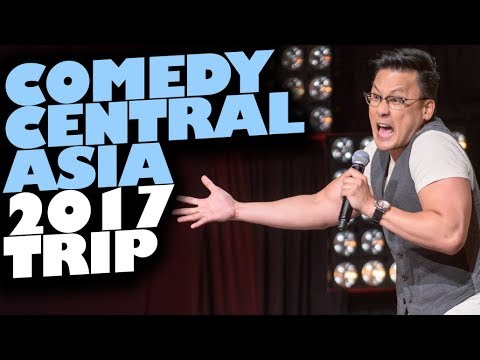 VLOG: Comedy Central Asia Trip | Malaysia 2017
