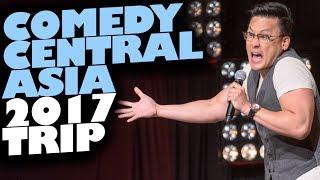 VLOG: Comedy Central Asia Trip   Malaysia 2017