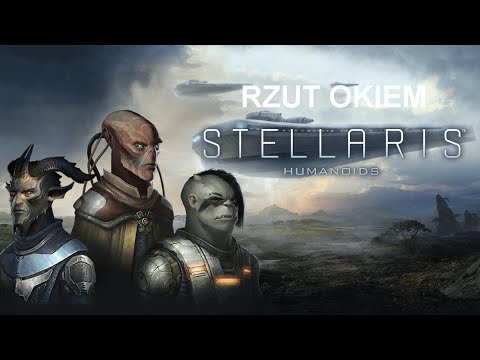 Stellaris: Humanoids Species Pack - Rzut...