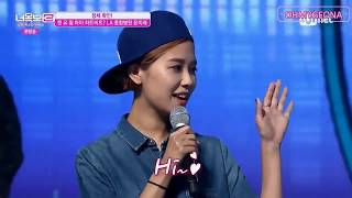 [ICanSeeYourVoice3] EP09 Lee Sae Bom sing 2PM- My House Full ENG SUB