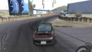 Need for Speed ProStreet on GMA X3000