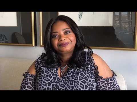 Octavia Spencer 'The Shape of Water' chats Guillermo del Toro, Sally Hawkins, and true friends