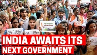 Lok Sabha election 2019 results: India awaits its next government