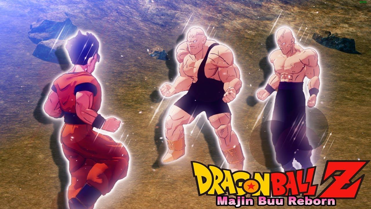Adult Gohan Stops Revived Babidi Minions Dragon Ball Z Kakarot Pc Gameplay 1080p 60 Fps Youtube