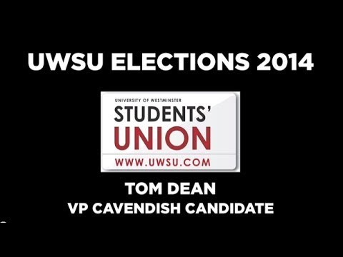 Tom Dean - Election Candidate Video