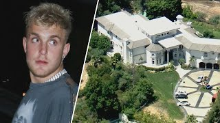 Jake Paul's Mansion Raided by FBI