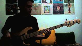 RHCP - Zephyr Song [Bass Cover - WITH TABS!]
