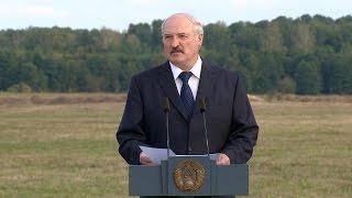 Лукашенко уверен, что китайские кредиты помогут Беларуси преодолеть непростой период(Президент Беларуси Александр Лукашенко уверен, что китайские кредиты помогут Беларуси преодолеть непрост..., 2015-09-11T22:31:28.000Z)