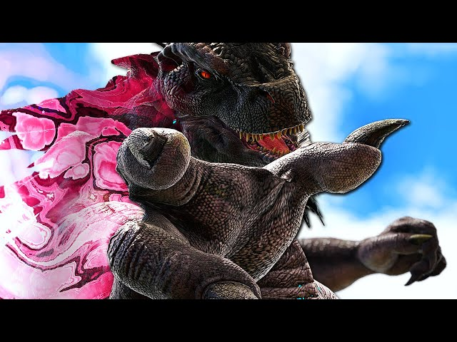 Testing the TRUE POWER of GODZILLA by DESTROYING EVERYTHING! | ARK Survival Evolved PUGNACIA #34