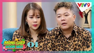 Mảnh Ghép Hoàn Hảo - Tập 01   Hoàng Mèo & Đại Ngọc Trâm   VTV9